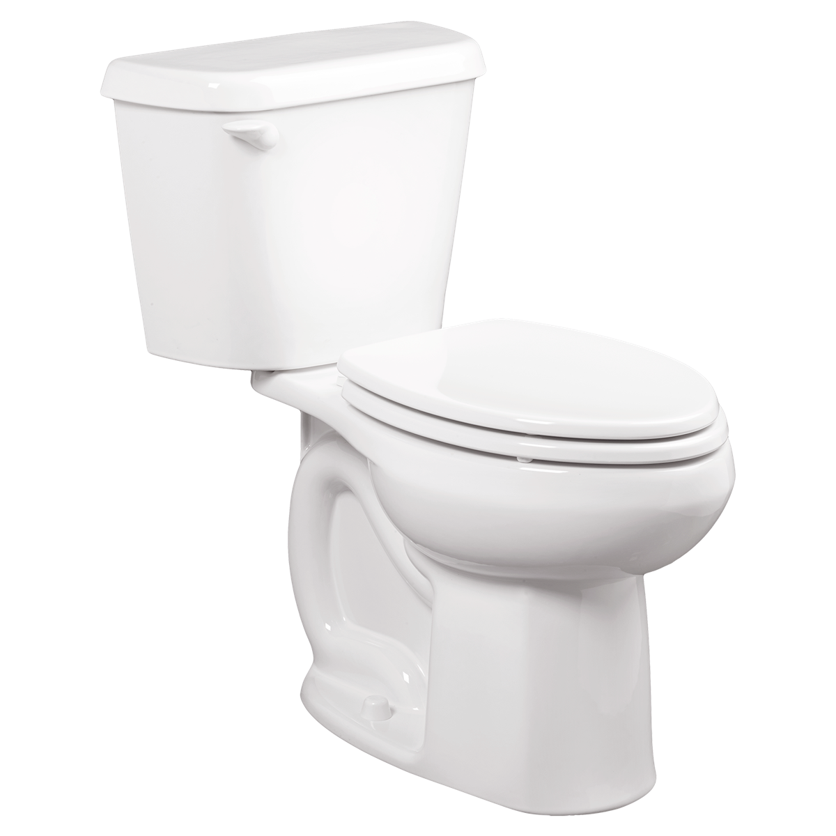 American Standard 221AA.104 Colony Elongated Two Piece Toilet - Buy ...